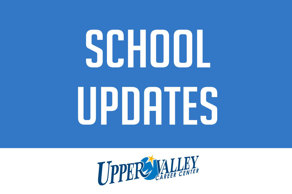 PARENTS and STUDENTS We hope you received the call from Mr. Haak tonight. If you missed it, or want to review what he said, the recap can be found here: http://bit.ly/2Qhmxtg  Please email any questions or concerns to questions@uppervalleycc.org Thank you!