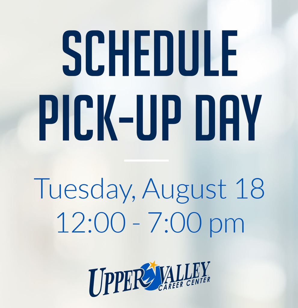 Schedule Pick-up Day